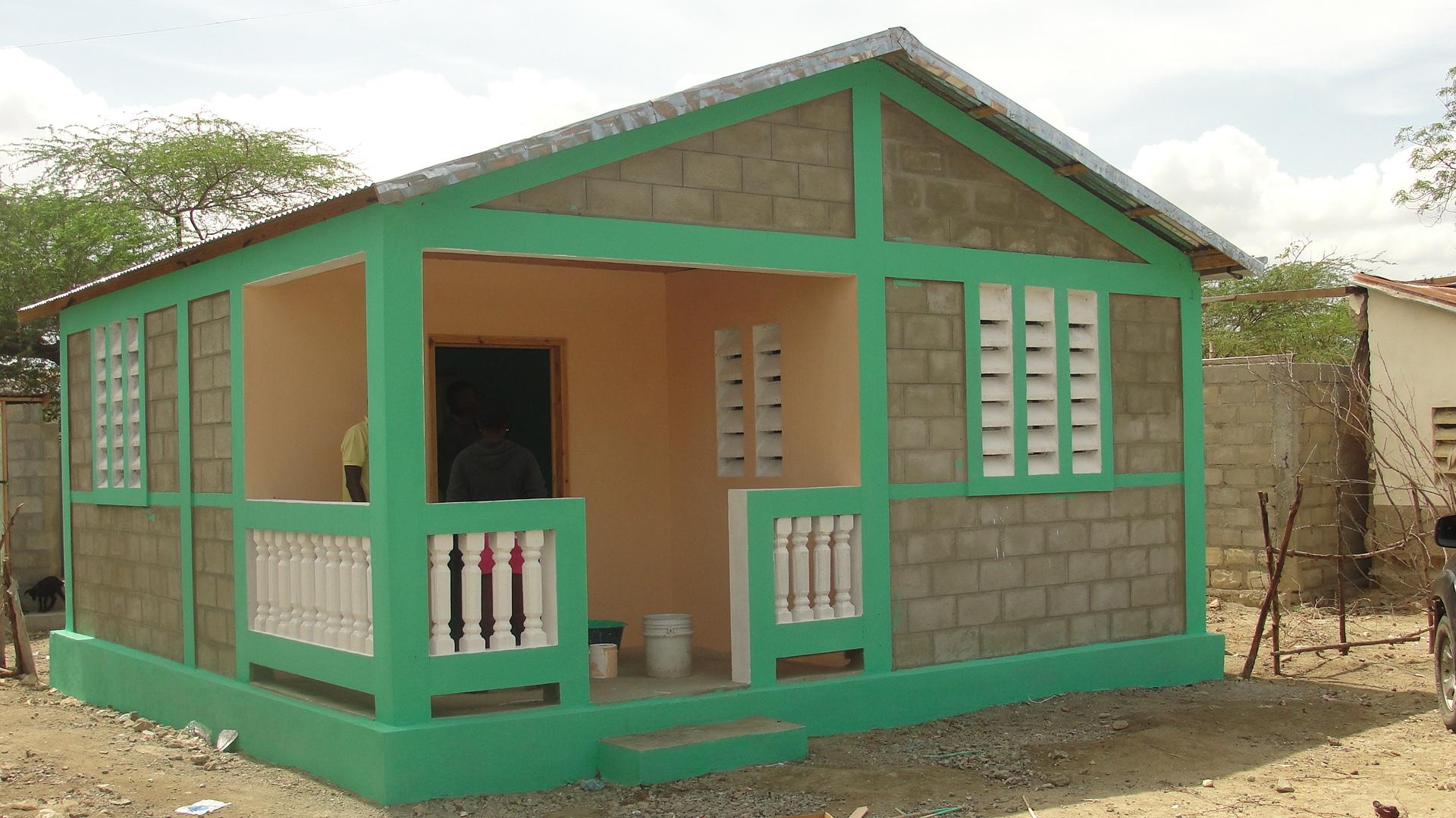 Construction de logements sociaux | Haiti Sur Vie